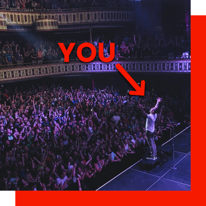 your-audience-stage